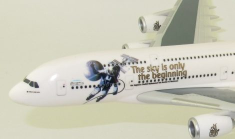 "Emirates A380 A6-EEH ""The Sky is only the beginning"" 1:250 PPC"