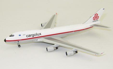 Cargolux B747-400F LX-NCL Retro festés 1:400 Phoenix