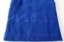 Eredeti Malév fedélzeti takaró logóval