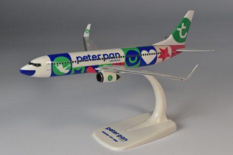 "Transavia B737-800 ""Peter Pan"" PH-HSI 1:200 PPC"