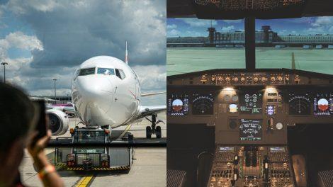 VIP repülőtéri élménycsomag - reptérlátogatás és 1 óra Airbus szimulátor