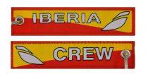 Iberia Crew kulcstartó