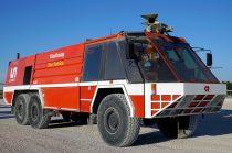 Simba tűzoltóautó élményprogram