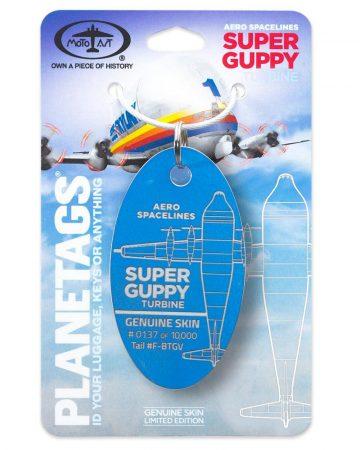 Aero Spacelines Super Guppy F-BTGV kék limitált!