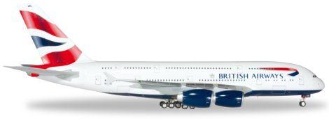 British Airways A380 G-XLEL 1:200 Herpa