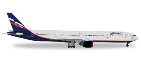Aeroflot B777-300ER VP-BGB 1:200 HERPA