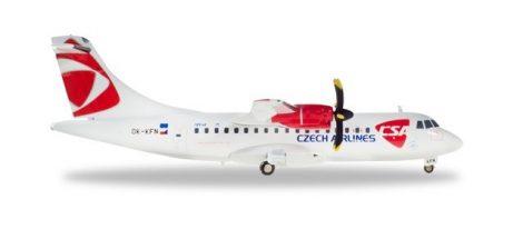 "CSA ATR42 OK-KFN ""Lizina"" 1:200 Herpa"