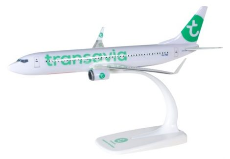 Transavia B737-800 new colors (Herpa)