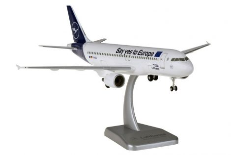 "Lufthansa Airbus A320 D-AIZG ""Say Yes to Europe"" 1:200 Hogan"
