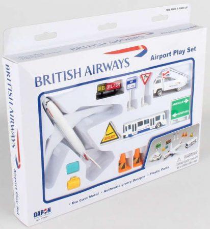Airport playset British Airways
