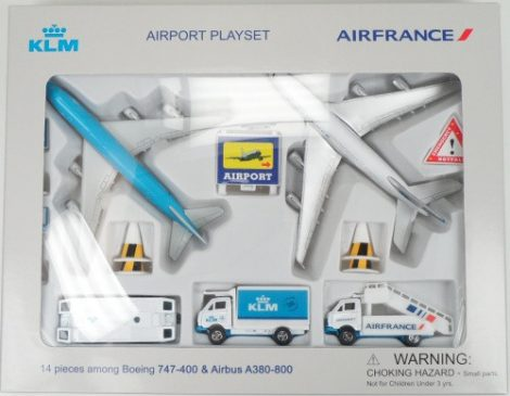 Airport playset Air France/KLM