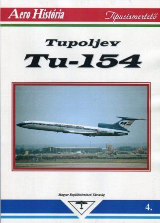 Tu-154 típusfüzet