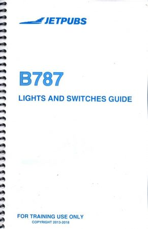Boeing 787 Lights and Switches Guide