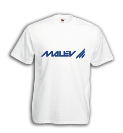 Malév póló Zsótér-logó