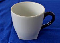 Eredeti Malév hollóházi porcelán bögre készlet 6db-os