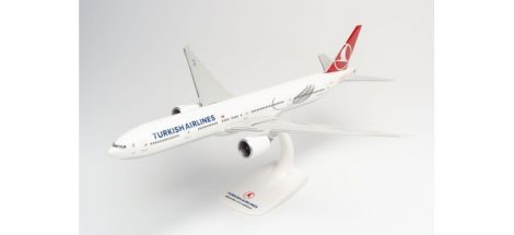 "Turkish Boeing 777-300ER TC-LJK ""Izmir"" 1:200 Herpa"