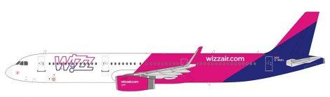 WizzAir Airbus A321 G-WUKL 1:400 NG Model