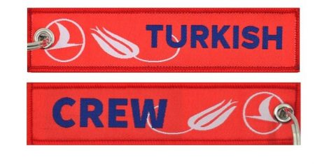 Turkish Crew kulcstartó