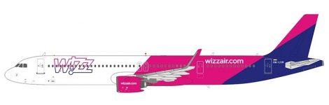 Wizz A321neo HA-LVH 1:400 NG-Model