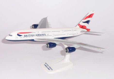 British Airways A380 1:250 PPC