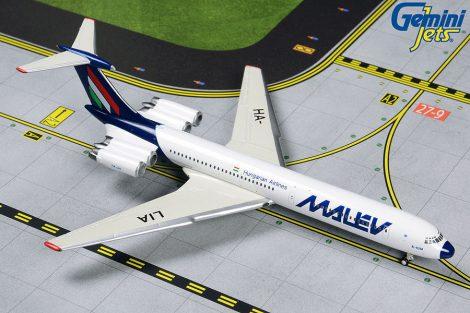 Malév Il-62 HA-LIA 1:400 Gemini Jets