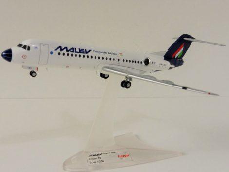 Malév Fokker-70 HA-LMF 1:200 fém Herpa