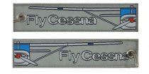 Fly Cessna kulcstartó