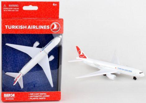 Turkish Boeing 777 fém modell playsethez