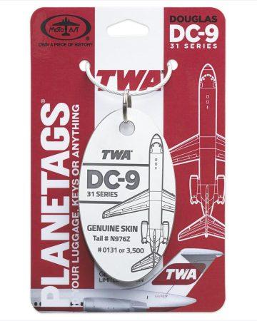 Douglas DC-9 TWA N976Z Aviationtag limitált!