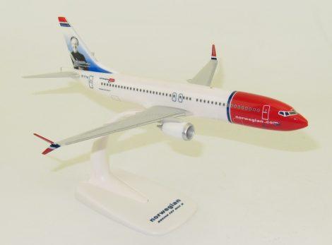 """Norwegian B737MAX8 EI-FYA """"Sir Freddie Laker"""" 1:200 PPC"""