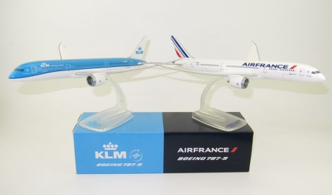 Kettő az egyben: KLM és Air France B787-9 1:200 PPC