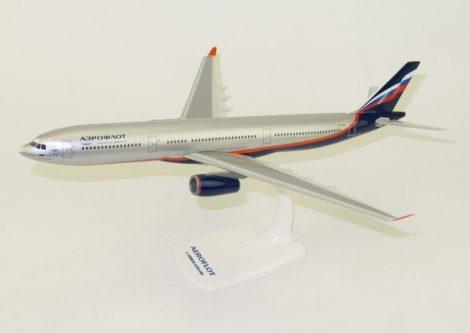 "Aeroflot A330-300 VQ-BCV ""Pasternak"" 1:200 PPC"