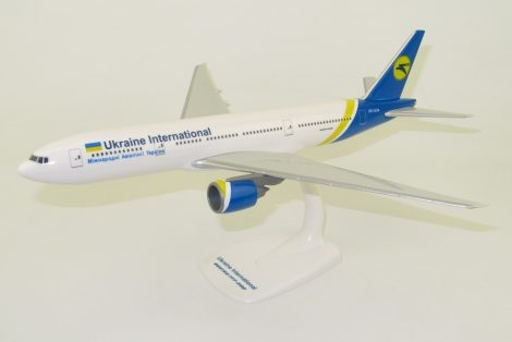 Ukraine Intl. B777-200 UR-GOA 1:200 PPC