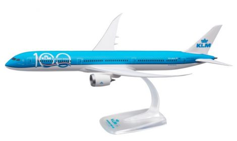 "KLM B787-10 PH-BKA ""100 years"" 1:200 PPC"