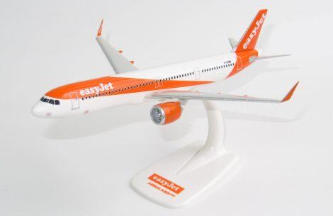 EasyJet A321neo G-UZMA 1:200 PPC
