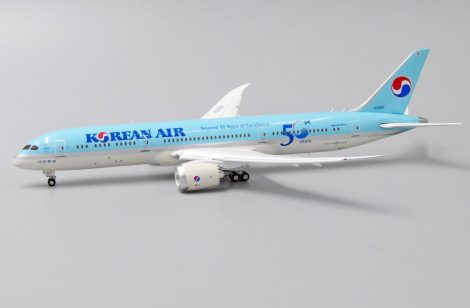 "Korean Air B787-9 HL-8081 ""Beyond 50 Years of Excellence"" 1:400 JC"