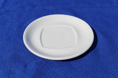 Eredeti Malév hollóházi porcelán csészealj