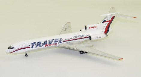 Tupolev Tu154M Travel Service OK-VCP