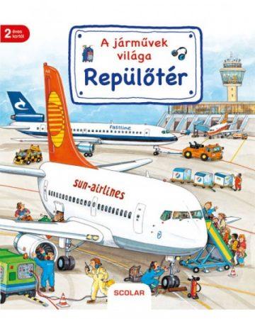 A járművek világa, Repülőtér