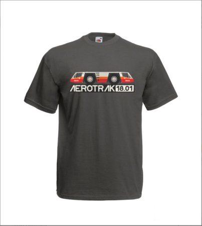 Malév AEROTRAK környakas póló, uniszex ( több szín, több méret )
