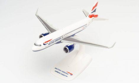 British Airways A320neo G-TTNA 1:200 Herpa