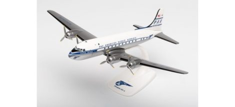 "Pan Am DC-4 N90906 ""Clipper Munich"" 1:125 Herpa"