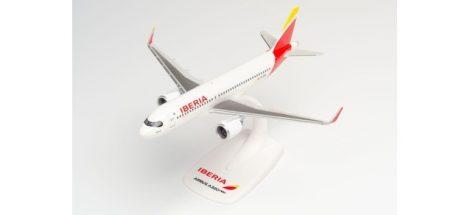 "Iberia A320neo EC-NER ""Barajas"" 1:200 Herpa"