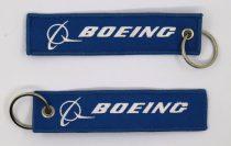 Boeing kulcstartó 13x3cm