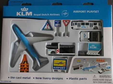 Airport Playset (KLM)