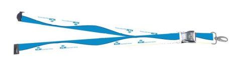 KLM övcsatos nyakpánt 45cm