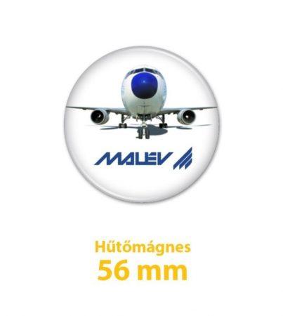 Malév Boeing 767 hűtőmágnes