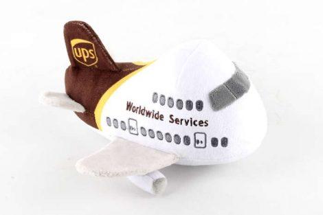 UPS plüssrepcsi