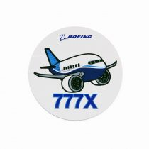 Boeing 777X pufirepcsi (pudgy) matrica