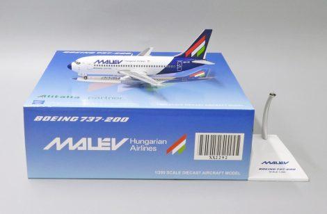 Boeing 737-200 Malev HA-LEK 1:200
